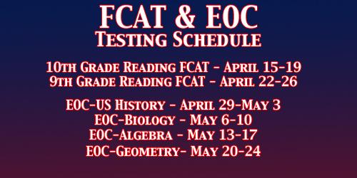 FCAT-EOC Test