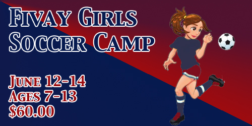 2013 Girls Soccer Camp
