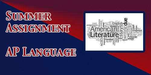 2013 Summer AP Language