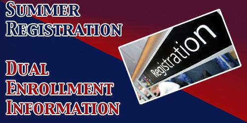 2013 Summer Registration