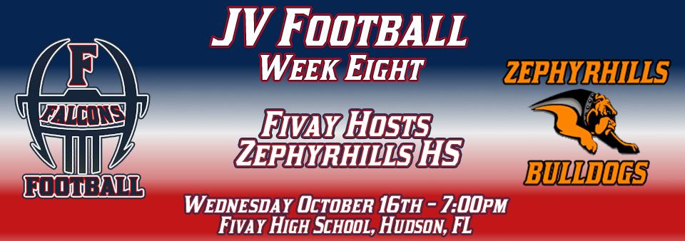 JV Fivay vs Zephyrhills