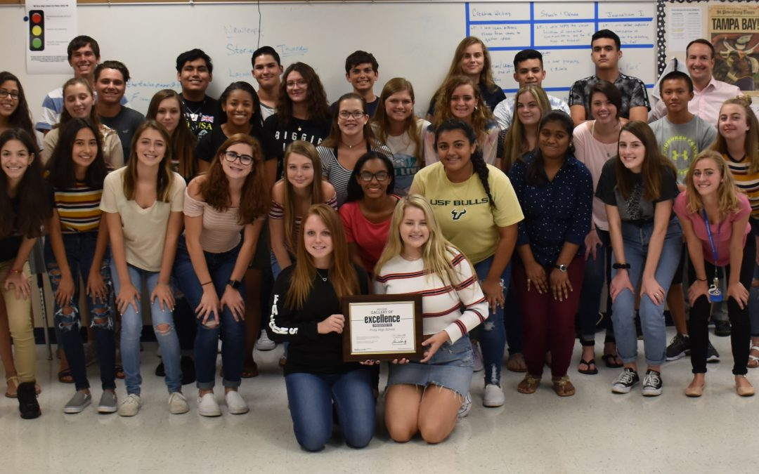 Yearbook Inducted into Walsworth Gallery of Excellence