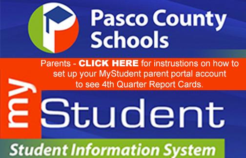 Parent myStudent Information