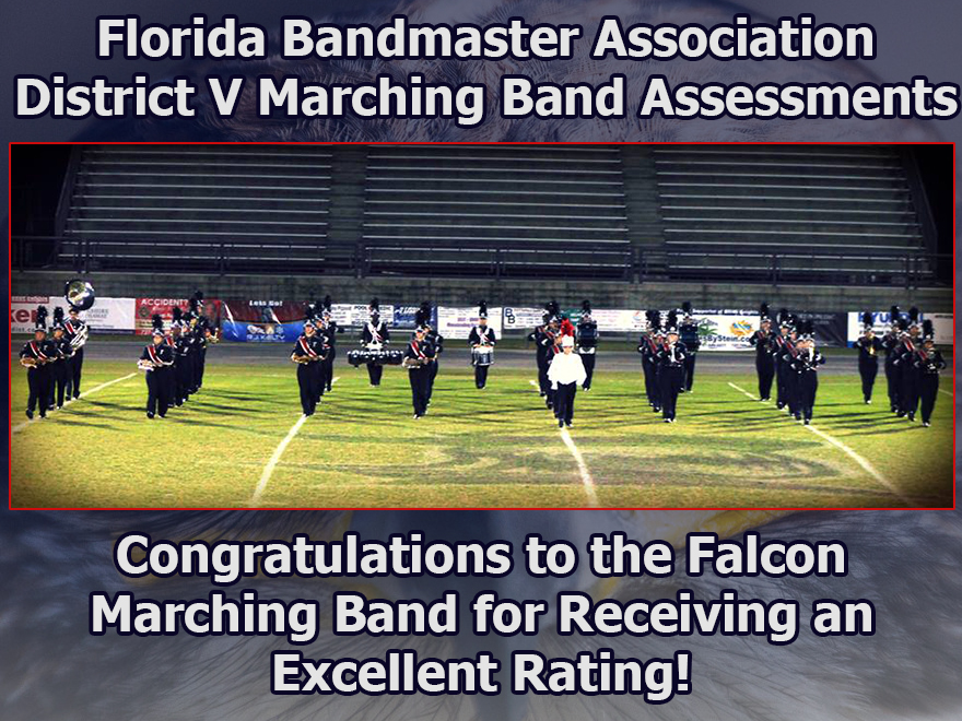 Congratulations Band!