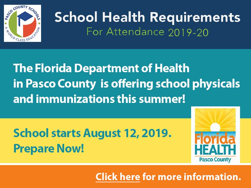 2019 Immunizations