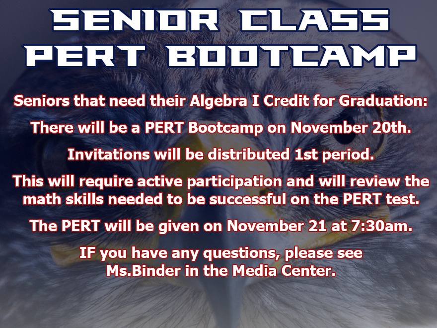 Pert Bootcamp