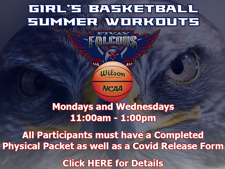 Girls Basketbll Summer Workouts