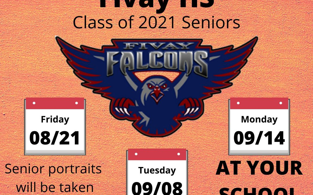 Class of 2021 Senior Portraits