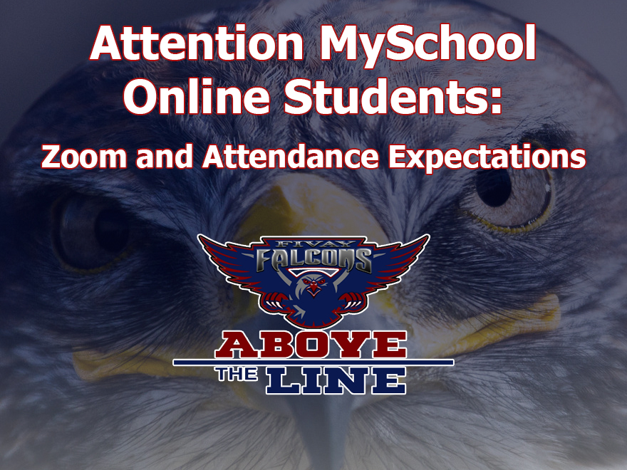 MySchool Online Zoom and Attendance Expectations