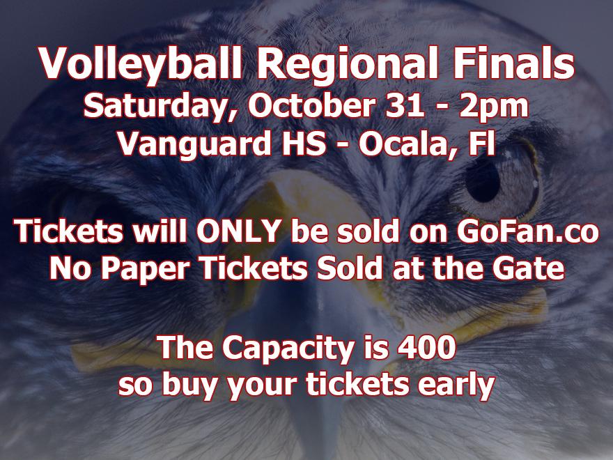 Volleyball Regional Finals