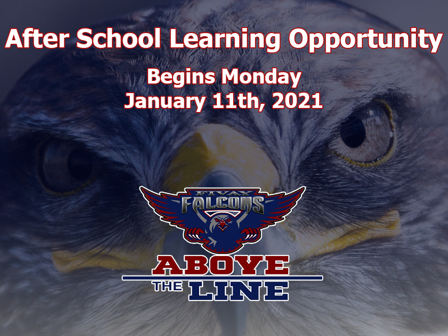 After School Learning Opportunity